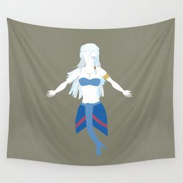 Kida from Atlantis- Princess Collection Wall Tapestry