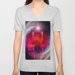 """""""Cosmic Embryo"""" Unisex V-Neck"""