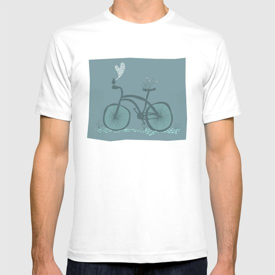 Bicycle  T-shirt