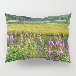 July at Tern Lake Pillow Sham