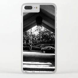 Riverview Resort 0563 Clear iPhone Case
