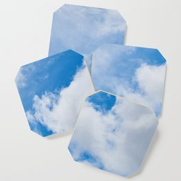 Partly Cloudy Coaster