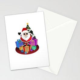 Santa Claus - Christmas Stationery Cards