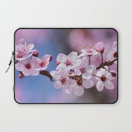 """Pink flowers"". Beautiful spring... Laptop Sleeve"