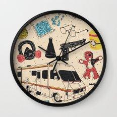 Artifacts: Breaking Bad Wall Clock