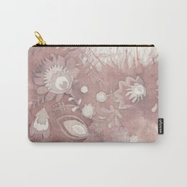 Polish Pattern Carry-All Pouch