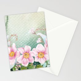 Flowers bouquet 68 Stationery Cards