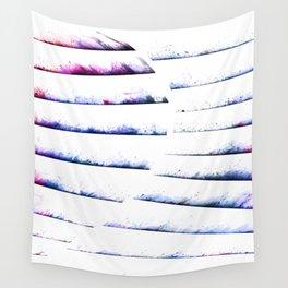 α White Crateris Wall Tapestry