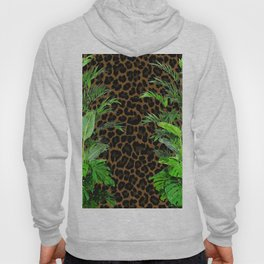 Jungle Leopard Hoody