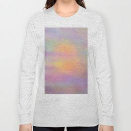 abstract sunshine Sunset Long Sleeve T-shirt
