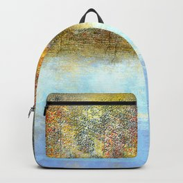 Autumn by the Lake Backpack