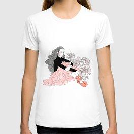 Lovely ballerina T-shirt
