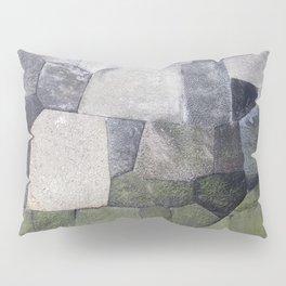 An imperial wall Pillow Sham