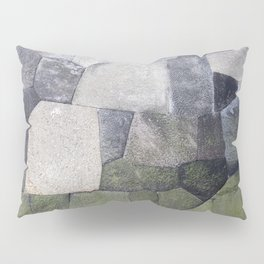 An imperial wall Pillow Sham