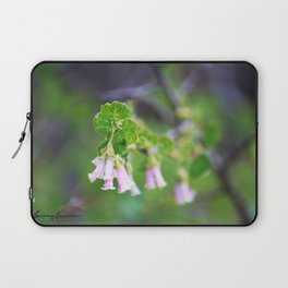 Bell Flowers Laptop Sleeve