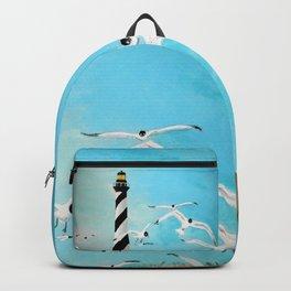 Sea gulls Backpack