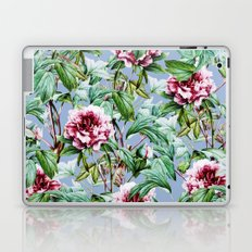 Frosty Florals #society6 #decor #buyart Laptop & iPad Skin