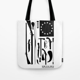 Tools of the American Revolution Tote Bag