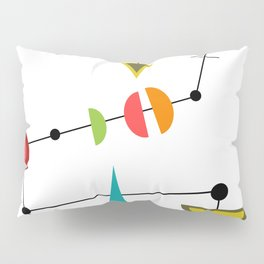 Mid Century Modern  23 Pillow Sham