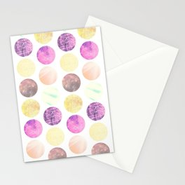 Agar Plates Stationery Cards
