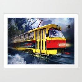 104 Art Print
