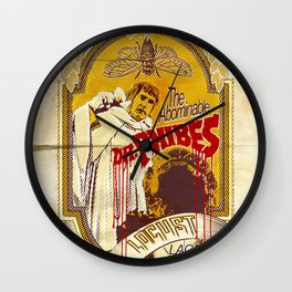 Dr. Phibes Locust Lager Wall Clock