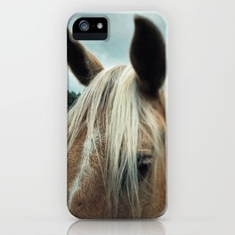 Talulah iPhone Case