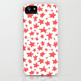 Connect the Stars iPhone Case