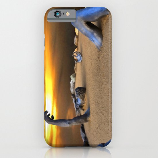 Trapped and Seeking Help iPhone & iPod Case
