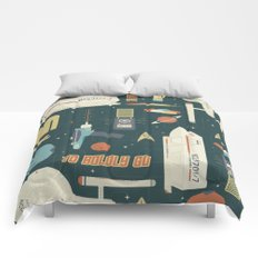 To Boldly Go... Comforters