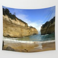 evolution Wall Tapestries featuring Australia's Evolution by Chris' Landscape Images & Designs