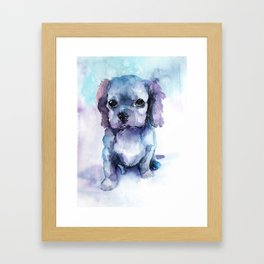 DOG #14 Framed Art Print