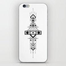 Geometric Device iPhone & iPod Skin