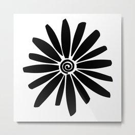 Coneflower Metal Print