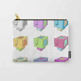 Cubeheds ( available for t-shirts ) Carry-All Pouch