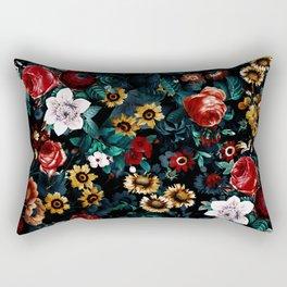 EXOTIC GARDEN - NIGHT VI Rectangular Pillow