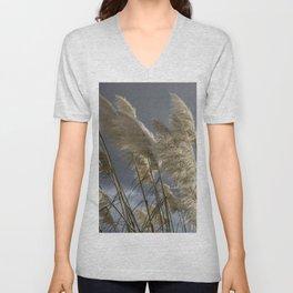 Pampas Grass Unisex V-Neck