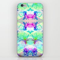psych iPhone & iPod Skins featuring 'Plant Psych' by Hannah Stouffer