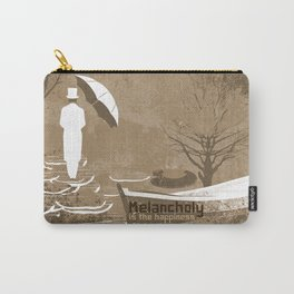 Melancholy 18 Carry-All Pouch
