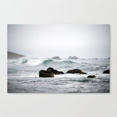 Ocean Line Canvas Print