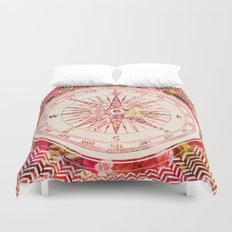 Follow Your Own Path II Duvet Cover