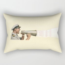 Torn Around - Sailor Rectangular Pillow