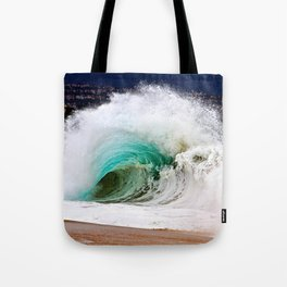 Waves - The Wedge Newport Beach CA Tote Bag