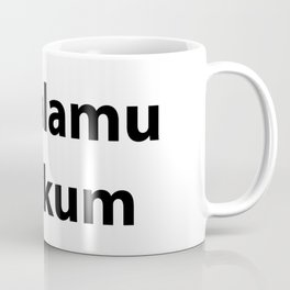 As'salamu Alaikum Coffee Mug