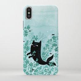 Undersea (Mint Remix) iPhone Case