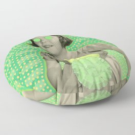 Life On Mars Floor Pillow