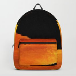 Sunset Island Backpack