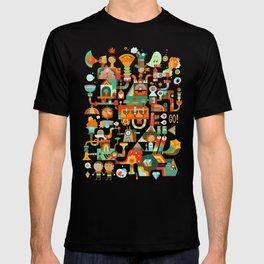The Chipper Widget (Remix) T-shirt