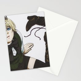 Kuroshitsuji Stationery Cards