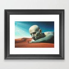 Entertain Framed Art Print